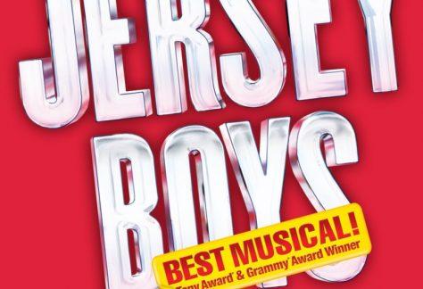Jersey boys poster art