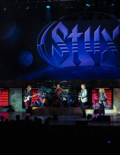 Styx Band on stage
