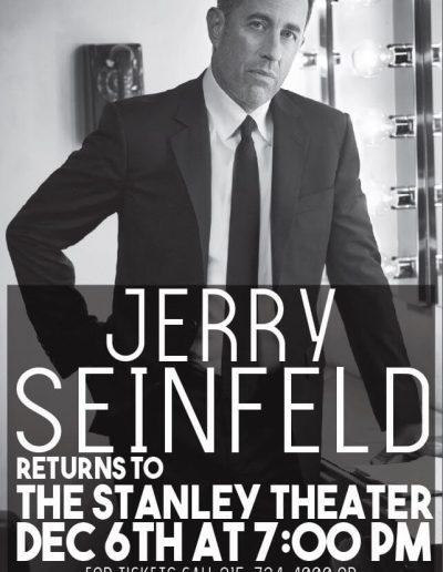 Jerry Seinfeld Poster Art