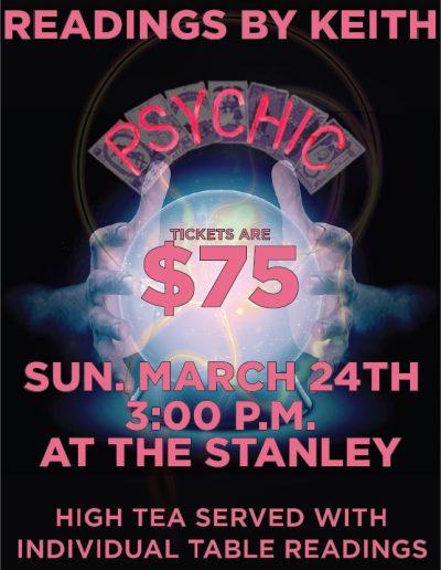 Psychic Poster Art