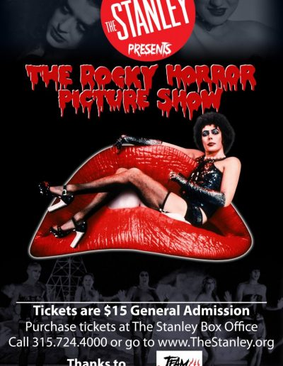 The Rocky Horror Picture Show Poster Art