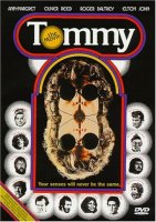 Tommy Poster Art