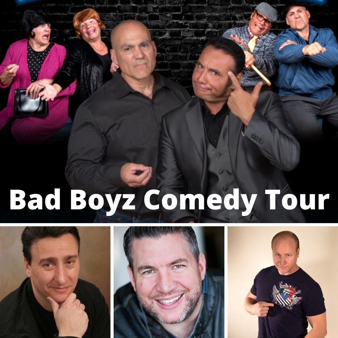 Bad Boyz Comedy Tour
