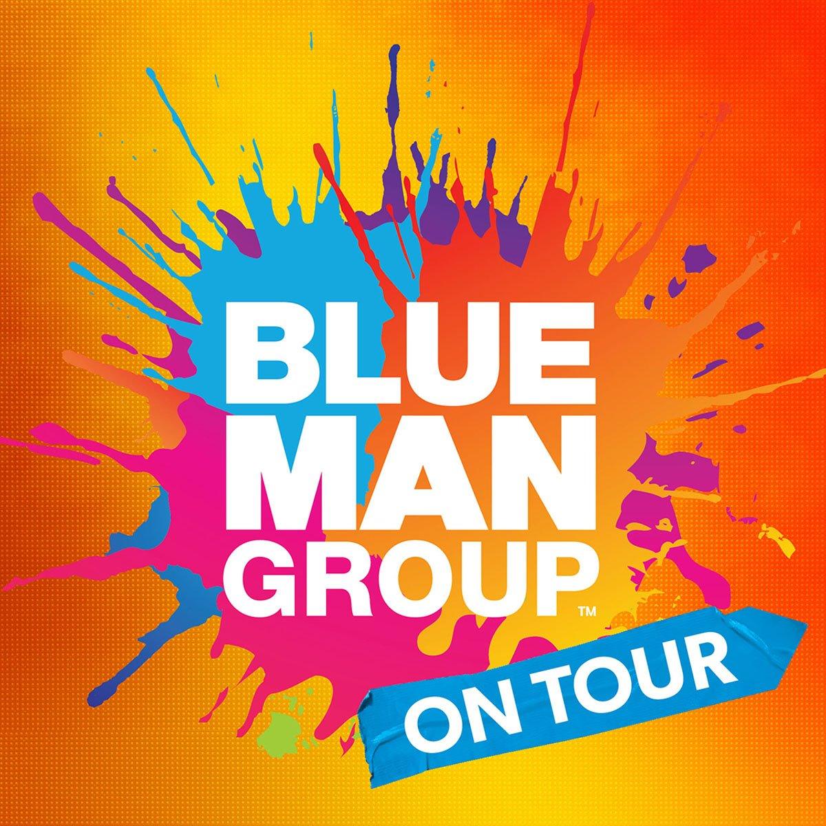Blue Man Group Event Photo