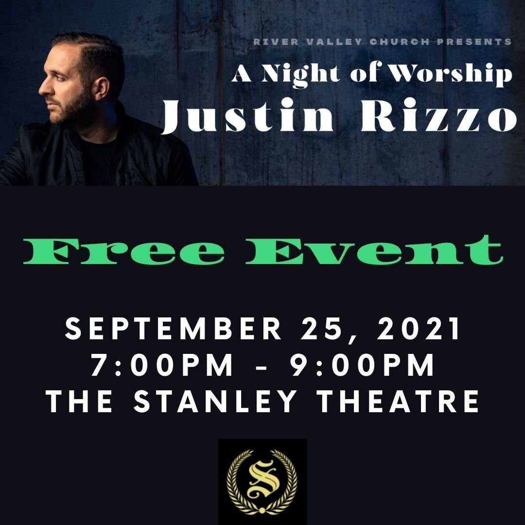 A Night of Worship with Justin Rizzo