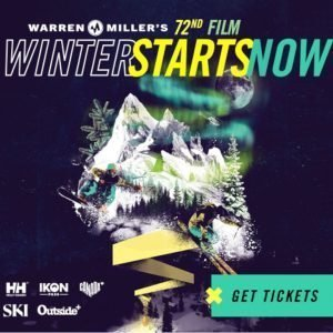 Winter Starts Now Poster